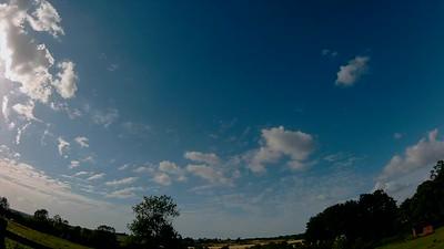 Clouds n Comet