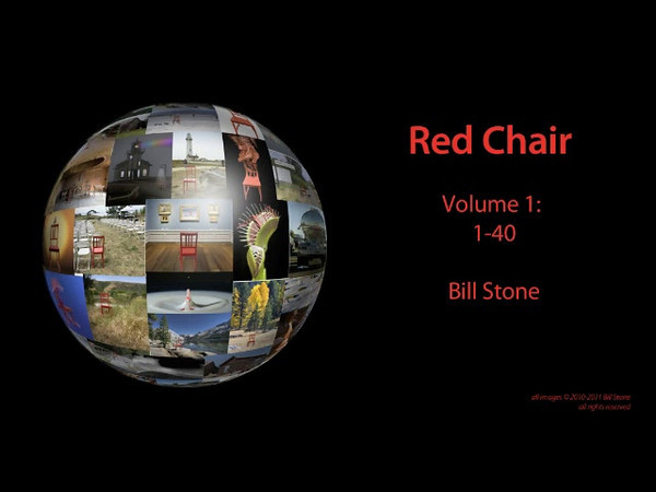 Red Chair Series Volume 1: 1-40 by Bill Stone