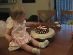 Alyssa's First Birthday