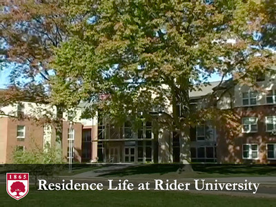 Residence Life at Rider University