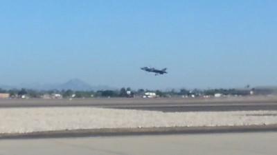 F-35 Lightning II at MCAS Yuma05/2013