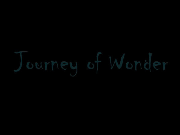 Journey of Wonder - Part 1