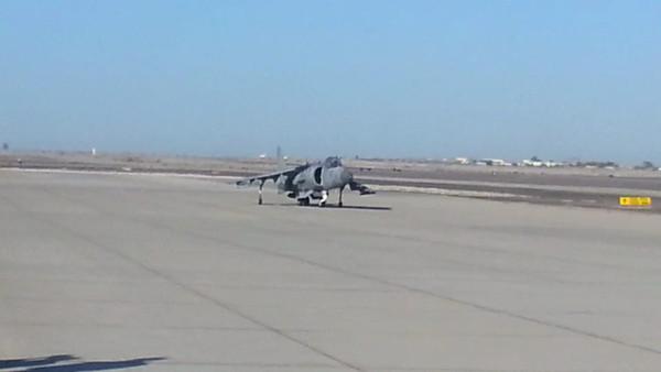 AV-8B Harrier II at MCAS Yuma 05/2013