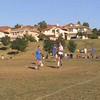 Joanna anota gol en el juego con Chula Vista Rangers vs San Diego Nomads en el 2008