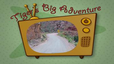 Tiger's Big Adventure