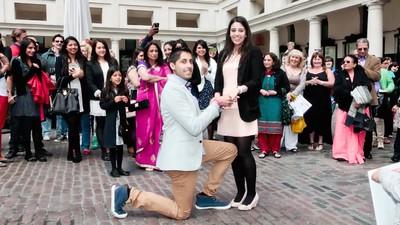 Tina & Nikesh's Pre-Wedding Story
