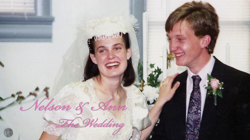 Nelson & Ann Wedding