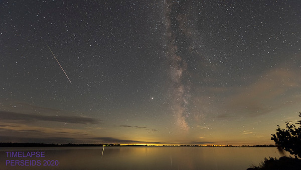Perseids three angles