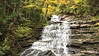 Along the Beaver Brook cascade
