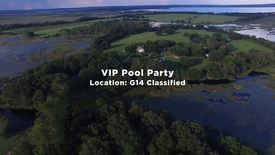 Tony Carter's 2016 VIP Pool Party