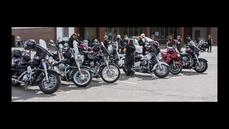 WindSisters International Female Ride Day