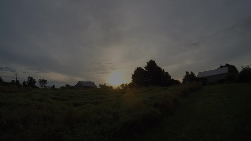 Experiments in Time Lapse Photography