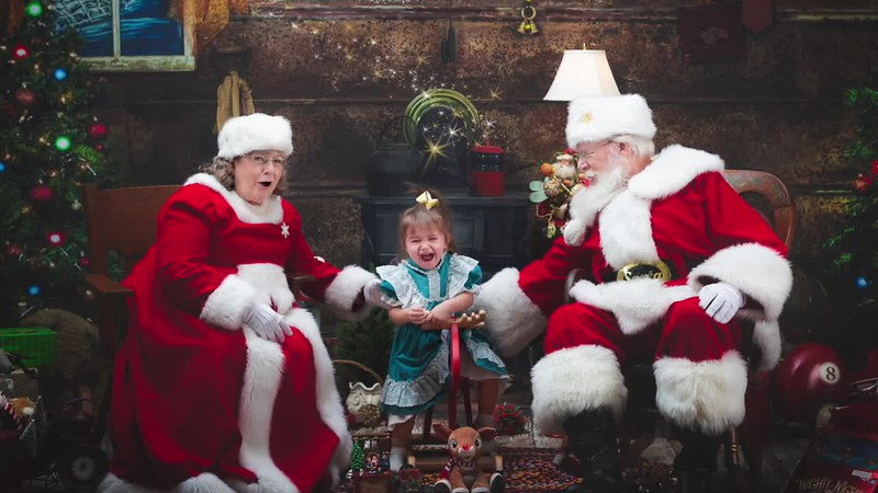 Portrait with Santa and Mrs. Claus Nov 10, 2018