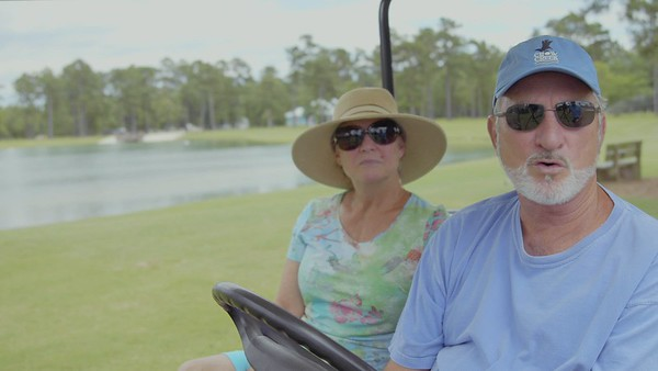 The Bluffs on the Cape Fear- Golf Carts