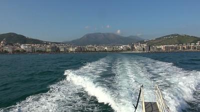 Salerno-Maiori Ferry