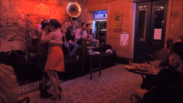 New Orleans - Red Dress Dance