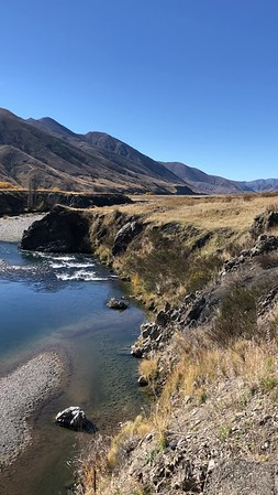 Clarence River Molesworth Station.
