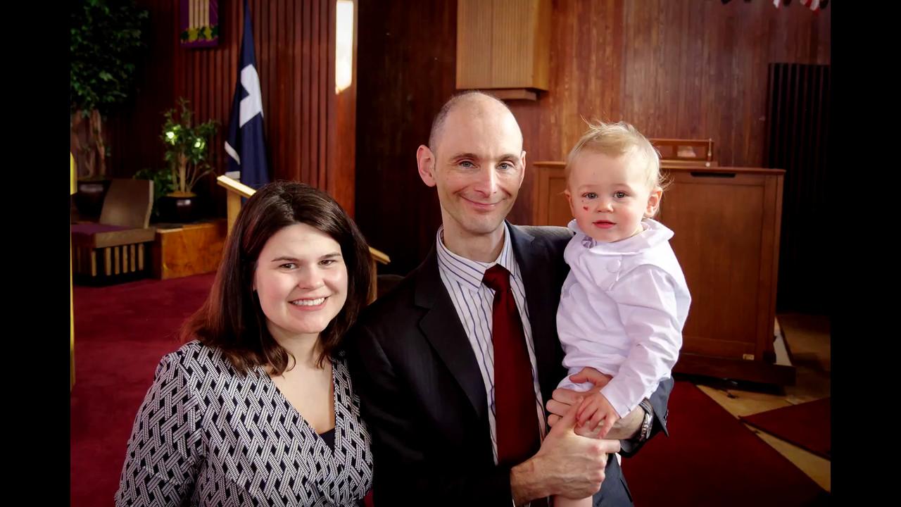 Daniel's Baptism