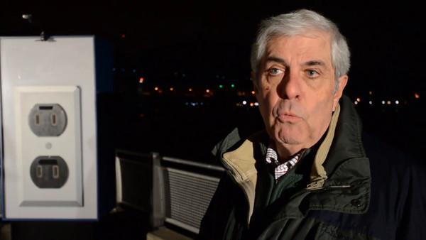 Big Four Bridge Lighting with Interviews