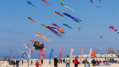 Great Lakes Kite Festival