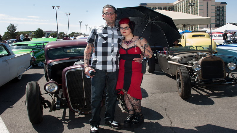 Rockabilly  Car Show - 2014