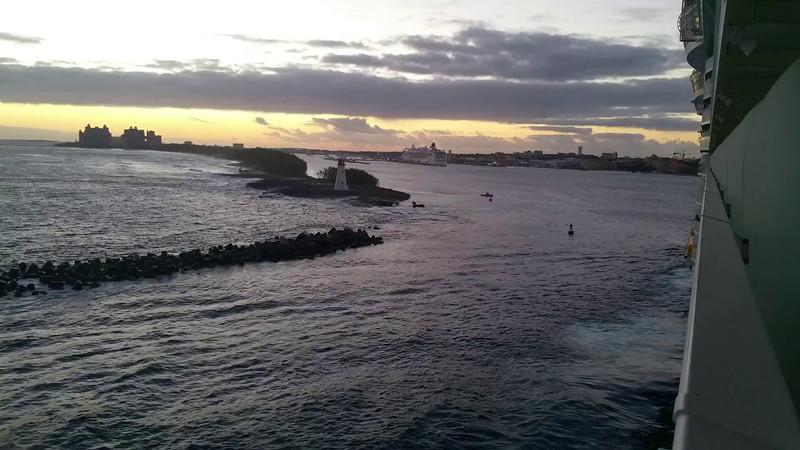 Port -  Nassau Bahamas