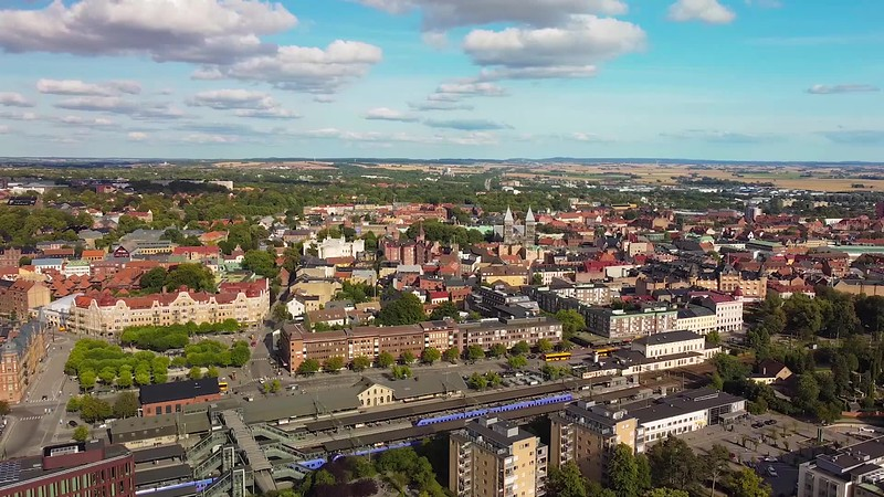 Lund Time Lapse