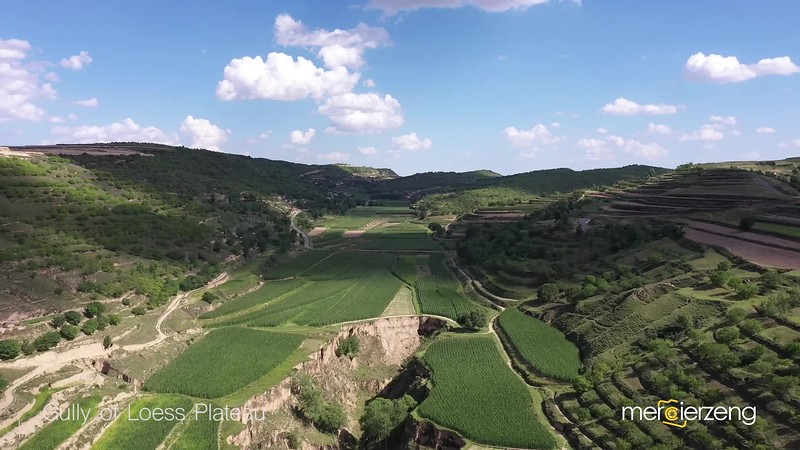 Landscapes of Loess Plateau
