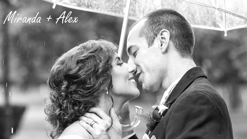 Miranda + Alex's Wedding Video