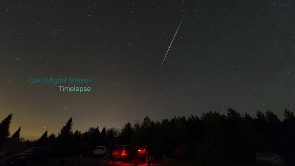 OH Meteor Slow meteor