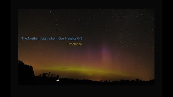 Oak Heights, Ontario - Aurora