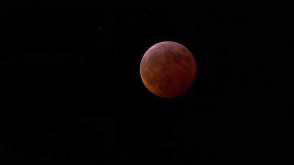 Total Lunar Eclipse Blood Moon