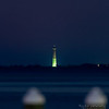A Timelapse Video Of The Full Hunter Moon Rising Behind The Barnegat Lighthouse 10/14/19