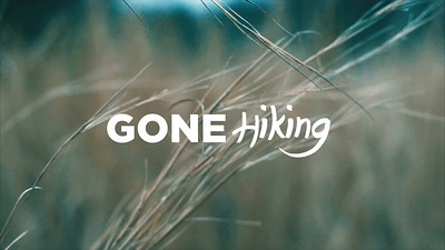 Gone Hiking BTS