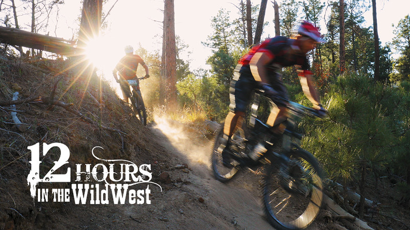 12 Hours In The Wild West Teaser Trailer