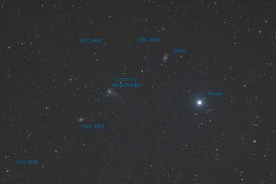 comet FOV2