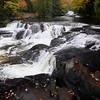 Collectively Falling - Bond Falls (Bond Falls State Park - Upper Michigan)