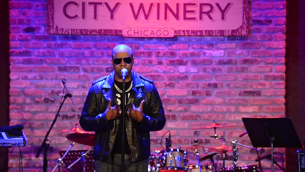 Steve Stone Huff Live at City Winery Chicago