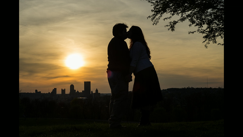 Becky and Kishore's Engagement