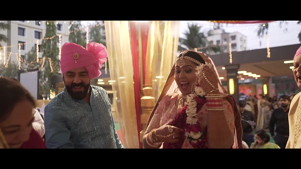 Gujarati Wedding Teaser | Mumbai | 2018