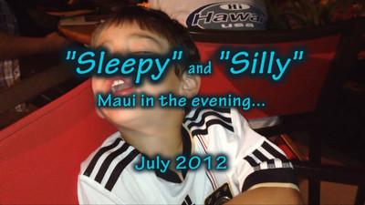 """Sleepy"" and ""Silly"""