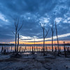 A Timelapse Movie of Sunrise Over the Manasquan Reservoir