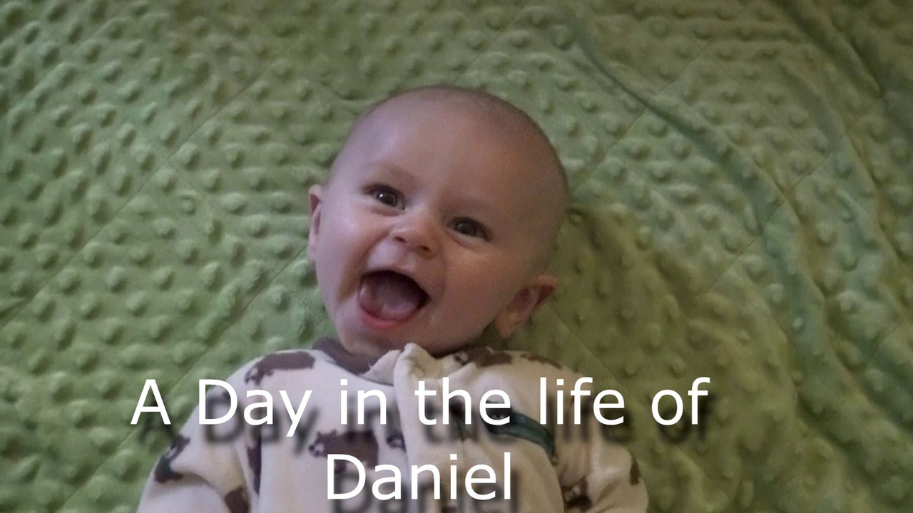 A Day in the Life of Daniel