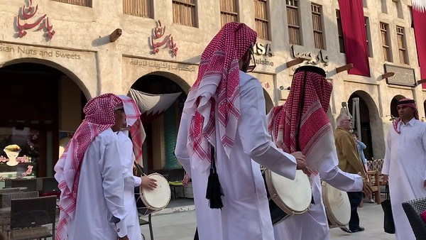 A Day At Souq Waqif