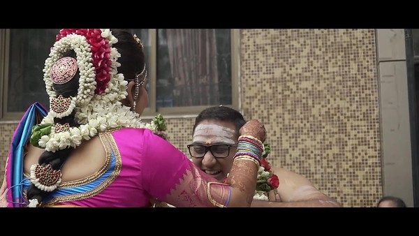 A Tamil Brahmin - Cinematic Wedding Video - Teaser