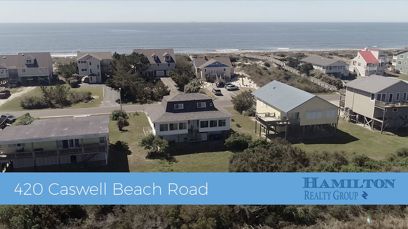 Caswell Beach Real Estate