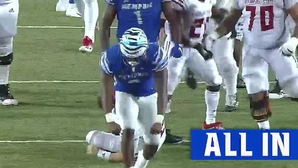 Memphis vs  ASU Game Highlights 2020