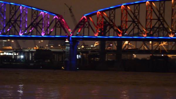 Big Four Bridge LED Light Up (with music)