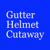 Cutaway Gutter Helmet Demonstration