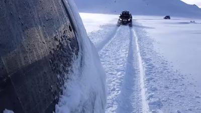 Snow driving 1